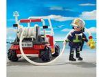 Городской Аэропорт: Пожарный квадроцикл