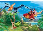 Динозавры: Вертолет для приключений с птеродактилем