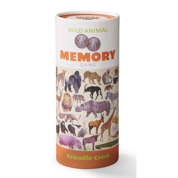 """Игра-мемори """"Дикие животные"""", 36 животных"""