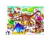 """Пазл """"День в музее. Динозавр"""", 48 деталей"""