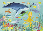 """Пазл """"36 Животных, Животные океана"""", 300 деталей"""