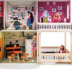 """Интерактивный дом """"Поместье Агостина"""" (с мебелью, свет, звук)"""