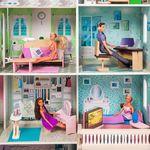 """Интерактивный дом """"Поместье Виттория"""" (с мебелью, свет, звук)"""