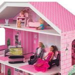 """Интерактивный дом """"Поместье Розабелла"""" (с мебелью, свет, звук)"""