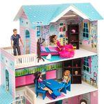"""Кукольный дом """"Беатрис Гранд"""" (с мебелью)"""