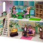 """Кукольный дом """"Жозефина Гранд"""" (с мебелью)"""