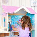 """Кукольный дом """"Розали Гранд"""" (с мебелью)"""