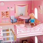 """Кукольный домик """"Адель Шарман"""" (с мебелью)"""