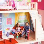 """Кукольный домик """"Вдохновение"""" (с мебелью)"""