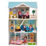 """Кукольный домик """"Лацио"""" (с мебелью)"""