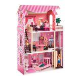 """Кукольный домик """"Монте-Роза"""" (с мебелью)"""