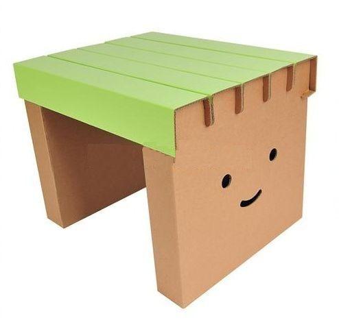 Непромокаемое покрытие для столика MILEY DESK зеленый цвет