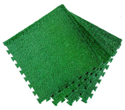 "Модульное покрытие ""Искусственная трава"" 500х500х12 мм, шт"