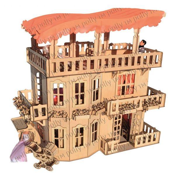 Чудо-дом для Барби
