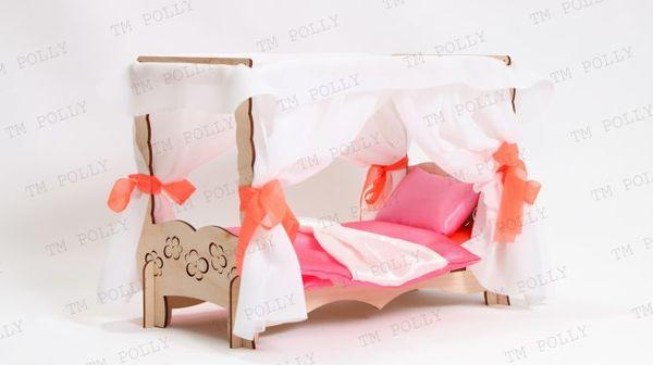 Чудо-кровать с балдахином и спальным набором