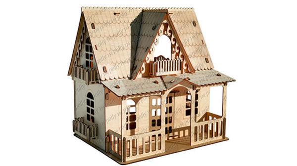 Кукольный домик «Country House»