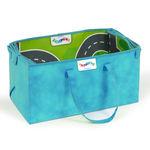 Коврик-сумка 70х90 см (с 2 машинками 7 см)