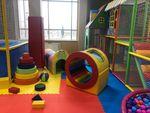 Модульное покрытие для детских площадок 1000х1000х14 мм (35 Шор)