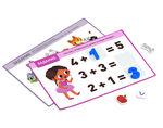 """Набор для обучения """"Цифры и счет"""" с заданиями"""