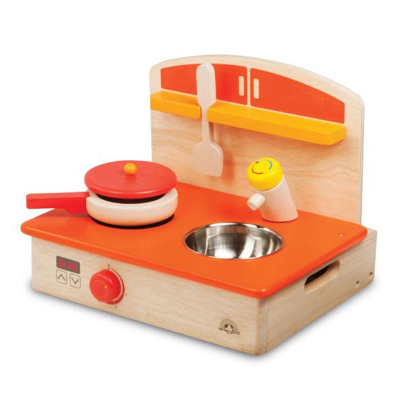 """Игровой набор """"Мобильная Кухня"""", с аксессуарами"""