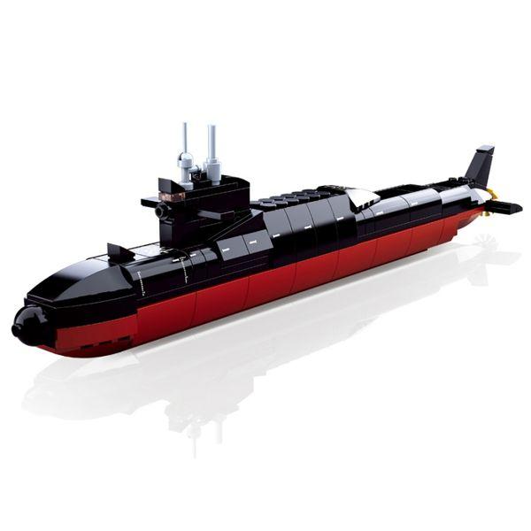 """Конструктор """"Флот: Подводная лодка"""" (269 деталей)"""