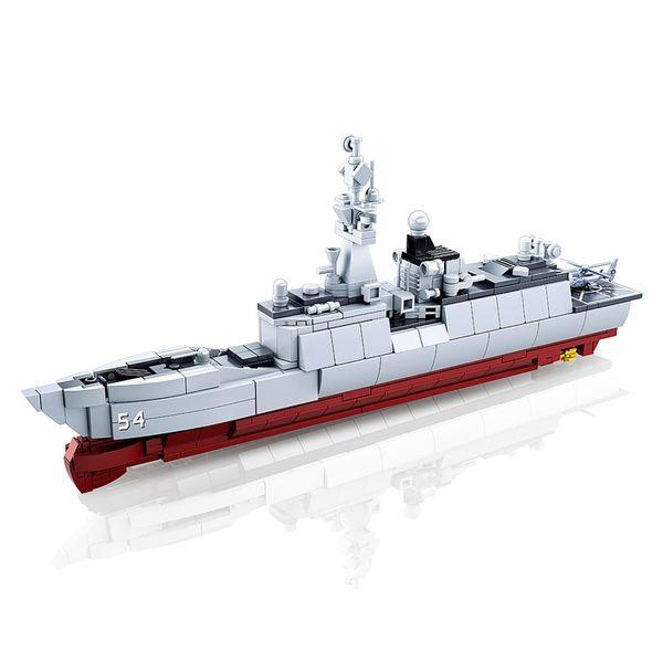 """Конструктор """"Флот: Фрегат"""" (459 деталей)"""