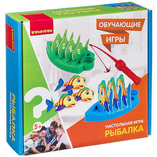 "Настольная игра ""Рыбалка"""