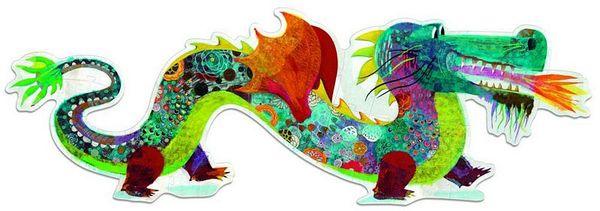 "Пазл-гигант ""Дракон"", 36 деталей"