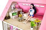 Кукольный домик «Классика», 2 этажа