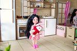 Одноэтажный кукольный домик «Аврора»