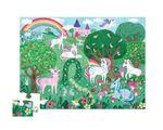 Пазл «Сад единорогов», 36 деталей