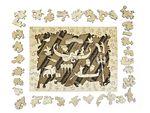 Деревянный пазл «Венеция», 104 детали