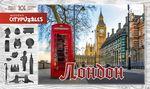 Деревянный пазл «Лондон», 101 деталь