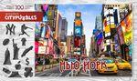Деревянный пазл «Нью-Йорк», 100 деталей