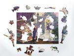 Деревянный пазл «Стойкий оловянный солдатик», 65 деталей
