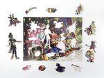 Деревянный пазл «Щелкунчик», 65 деталей