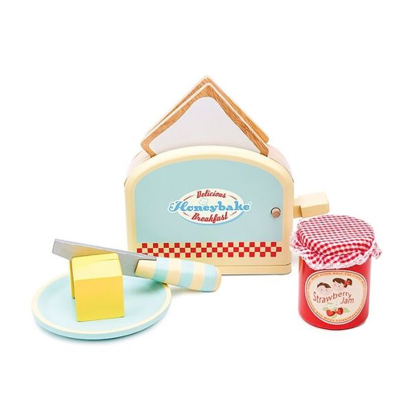 """Еда игрушечная """"Тостер"""" с продуктами"""