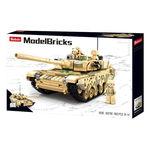 """Конструктор """"Модельки: Танк Тип 99А"""" (893 детали)"""
