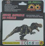 """Объёмный подвижный 3D пазл """"Тиранозавр"""""""