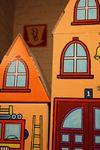 Картонный город: Пожарная станция