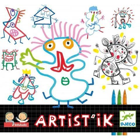 Набор для творчества «Артистик»