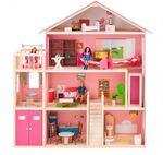 """Большой дом для Барби """"Мечта"""" с мебелью"""