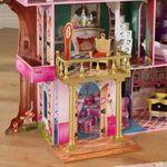 Замок-дом для кукол Winx и Ever After High «Книга Сказок» с мебелью