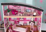 """Кукольной дом для Барби """"Сияние"""" с мебелью"""