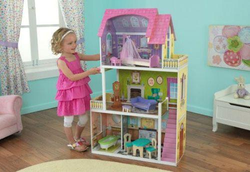 """Домик для Барби """"Флоренс"""" с мебелью"""