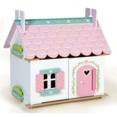 """Кукольный домик """"Лили"""", с мебелью"""