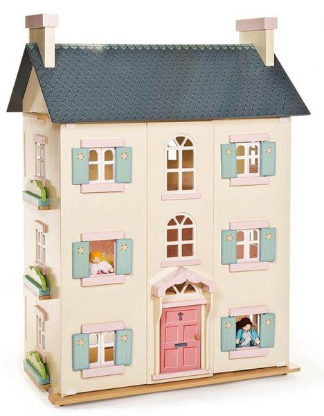 """Кукольный домик """"Дворец Вишневое дерево"""""""