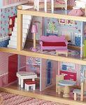 """Кукольный домик """"Открытый коттедж"""""""