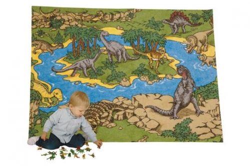 """Игровой коврик """"Динозаврия"""", 0,6 м2"""