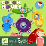 Настольная игра «Цветное путешествие»